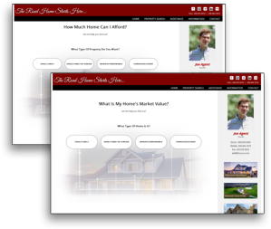 realtor lead capture